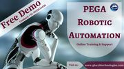 Pega Robotic Automation Training