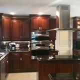 Cabinet refacing,  Kitchen remodeling: Delray Beach,  FL. Bath remodel