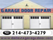 Offering Same Day Garage Door Repair Service 75244