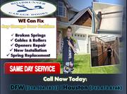 Most excellent Garage Door Repair Service Provider Company in Katy