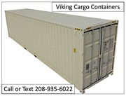 Cargo Containers For Sale - 40ft - Lewiston,  ID
